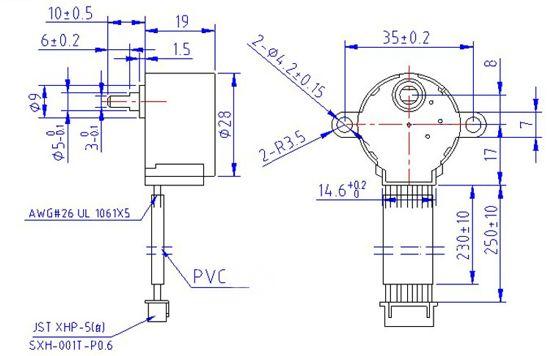 Uln2003 Stepper Motor Driver Module Open Impulseopen Impulse