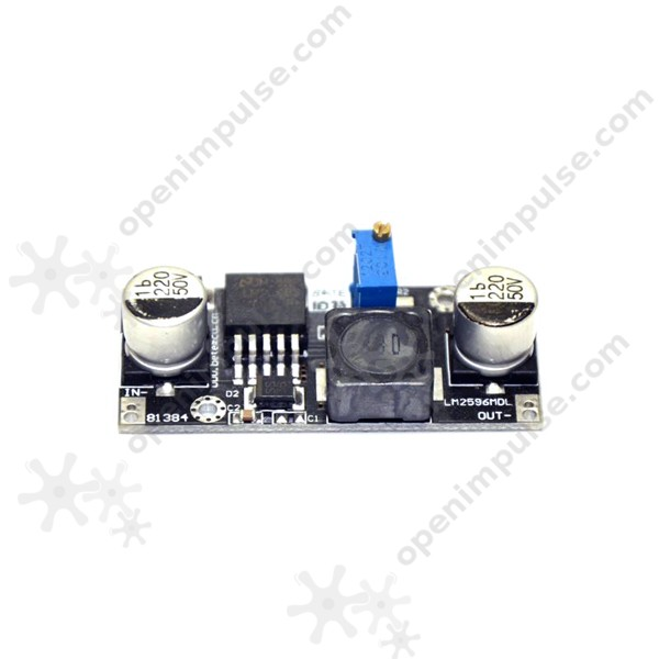 LM2596S Adjustable DC-DC Module