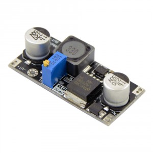 LM2596S Adjustable DC-DC Module (black)