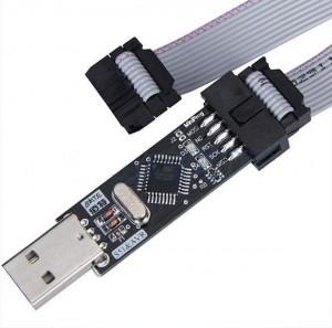 USBASP – AVR ISP Programmer (black)
