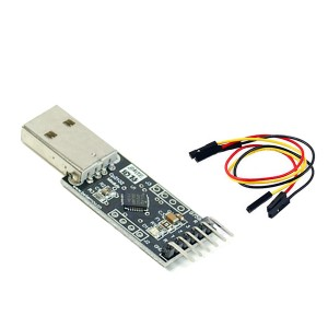 CP2102 USB to UART converter