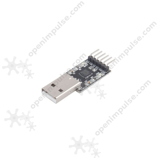 CP2102 USB to UART converter with cable