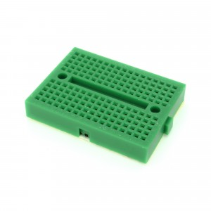 5pcs Mini Breadboard (Green)