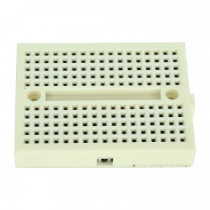 5pcs Mini Breadboard (White)