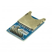 2pcs SD Card Slot Module
