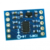 ADXL354 Triple Axis Accelerometer