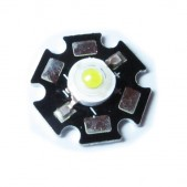 5pcs 1W Power LED Module (Green)