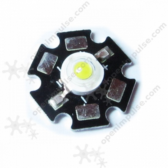1W High Power LED Module (Red)