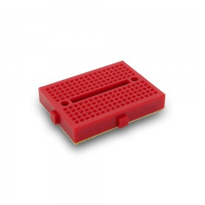 5pcs Mini Breadboard (Red)