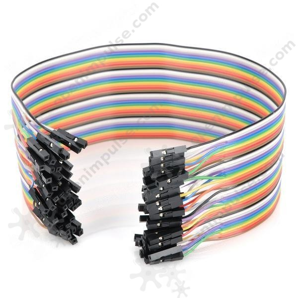 40P Dupont Colored Wire