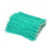 50 mm Green Tinned Wire (100 pcs)
