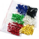 Colored Jumpers – 600 pcs (5 color asortment)