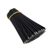 100mm Black Aberdeen Cables (1000 pcs)