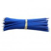 100mm Blue Aberdeen Cables (1000 pcs)