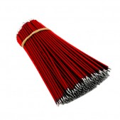 150mm Red Aberdeen Cables (1000 pcs)