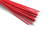 50mm Red Aberdeen Cables (1000 pcs)