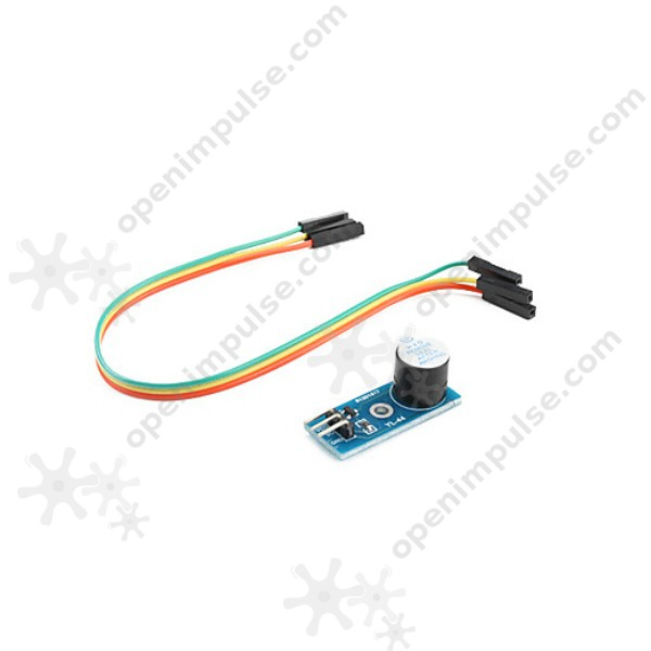 Active Buzzer Module And Cable
