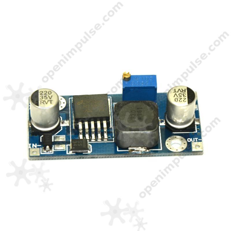 LM2596S Adjustable DC-DC Module