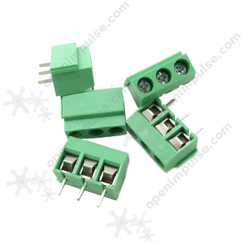 Terminal Blocks 3 Pin