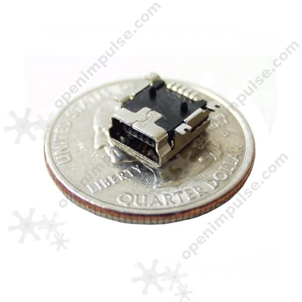 Mini USB Socket