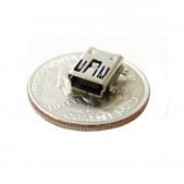 USB Mini B SMD Socket (5p)