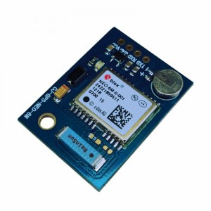 Ublox NEO-6M GPS Receiver with Integrated Antenna