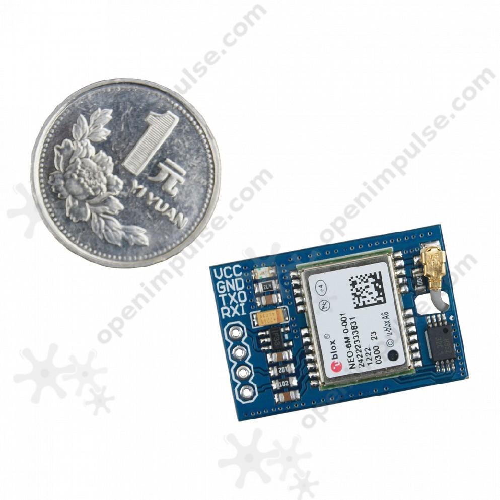 Ublox Neo 6M GPS Module