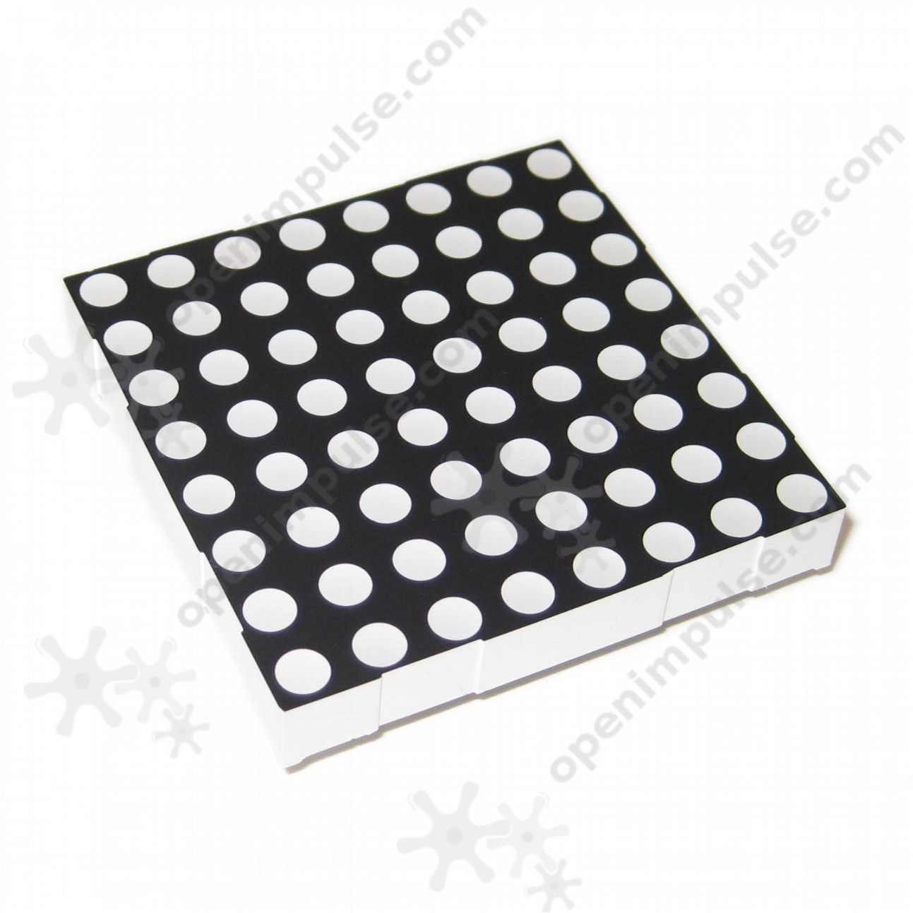 8x8 Red LED Matrix