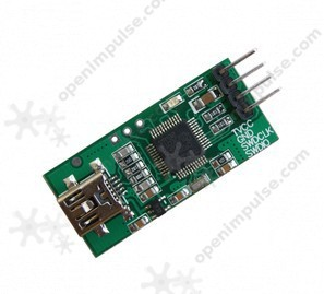 Jlink - Simplified Version with SWD Support for STM32 | Open