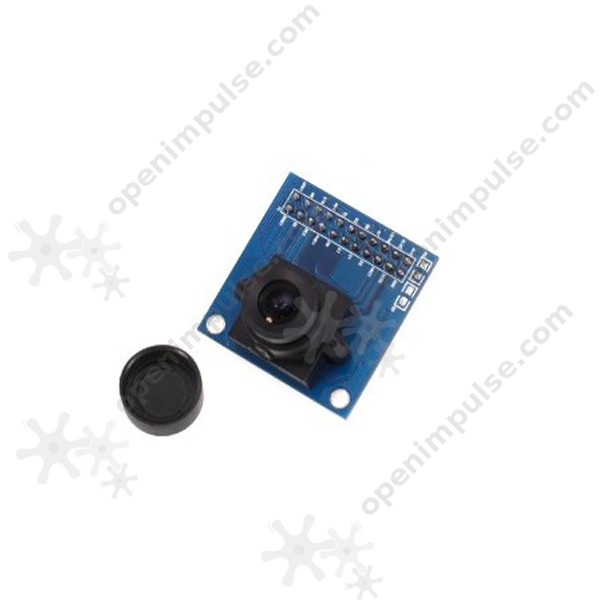 OV7670 Camera Module with AL422 FIFO | Open ImpulseOpen Impulse