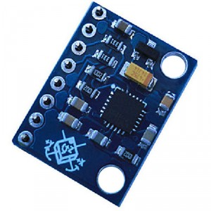 MPU6050 Triple Axis Accelerometer and Gyro