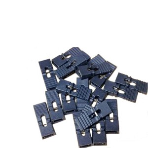 50pcs Jumper with Long Handle (2.54 mm)