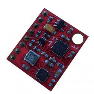 10DOF IMU (accelerometer, gyroscope, magnetometer, pressure)