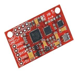 AHRS STM32 + 10DOF IMU (accelerometer, gyro, magnetometer, pressure)