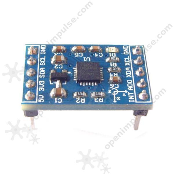 MPU-6050 Tripple Axis Accelerometer and Gyro Module