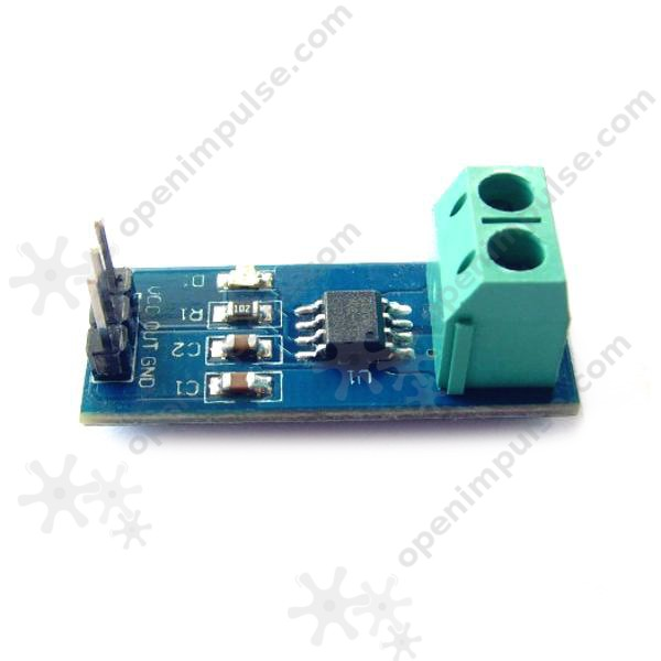 ACS712 Hall Current Sensor (30A)