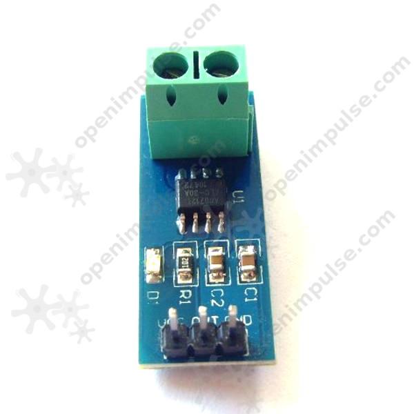 ACS712 Hall Current Sensor (30A)