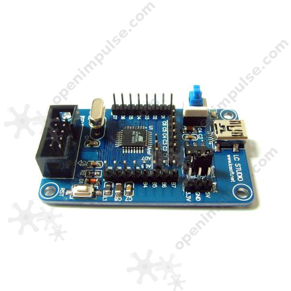 ATmega8 Minimal Development Board