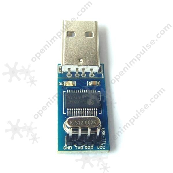 USB to Serial Converter Module (TTL Levels)