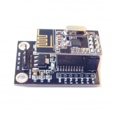 STC15L204 + NRF24L01 UART Serial Wireless Module