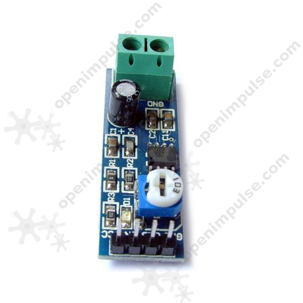 LM386 Audio Amplifier Module (High Gain)
