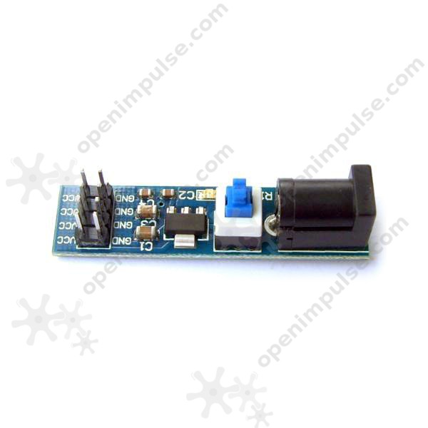 AMS1117 Linear Voltage Regulator Module (5V)