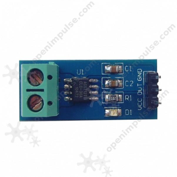 ACS712 Hall Current Sensor (30A) | Open ImpulseOpen Impulse on