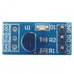 DS18B20 Temperature Sensor Module
