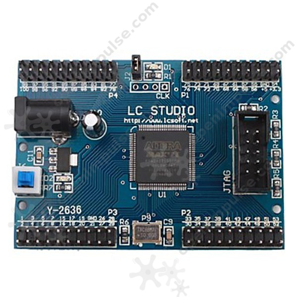MAX II EPM240 CPLD Minimal Development Board   Open