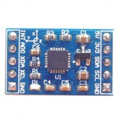 MPU-6050 Triple Axis Accelerometer and Gyro Module