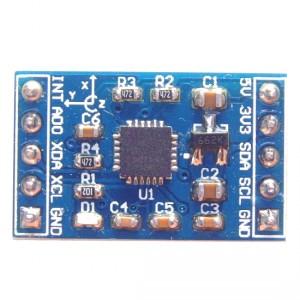 MPU-6050 Triple Axis Accelerometer and Gyro Module