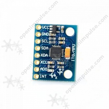 MPU6050 Tripple Axis Accelerometer and Gyro