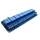 Optoisolated 5V Relay Module (8 channel)