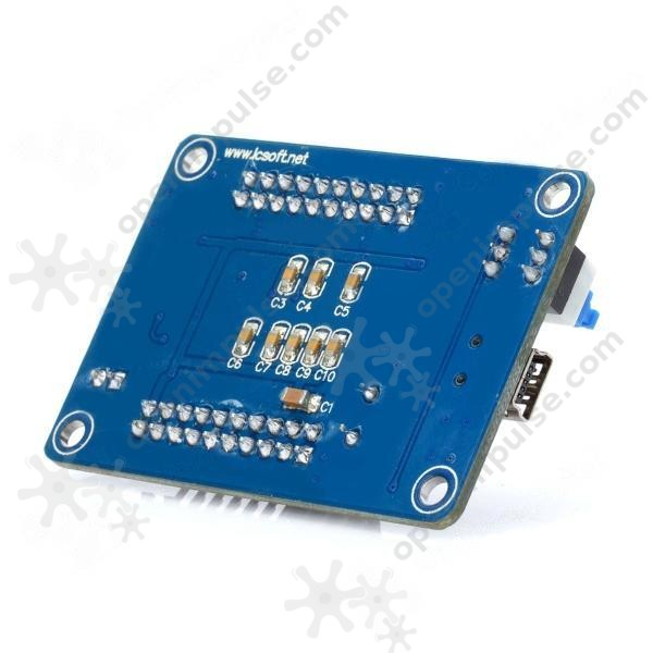 CY7C68013A SoC USB Development Board